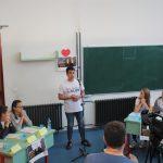 """Prezentaciona debata """"Uvođenjem predmeta o reproduktivnom zdravlju smanjiće se broj maloletničkih trudnoća"""""""