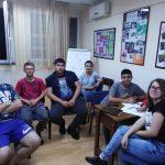 Fokus grupa sa mladima u Zaječaru