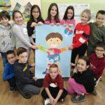 """Naših trideset partnerskih škola na projektu """"Obrazovanje za prava deteta""""  obležilo Međunarodni dan deteta"""