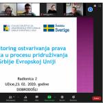 """Druga radionica – """"Jačanje kapaciteta OCD za integraciju EU perspektive sa decom i mladima"""""""